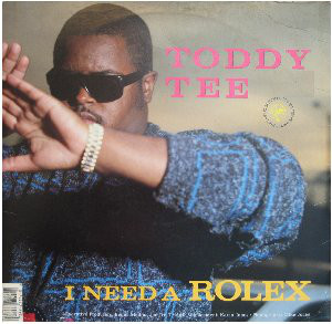 "Toddy Tee / Domination (3) - I Need A Rolex / You Haven't Heard Nothing (12"", Maxi)"