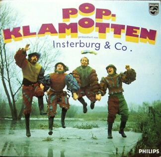 Insterburg & Co.* - Pop-Klamotten (LP, Album)