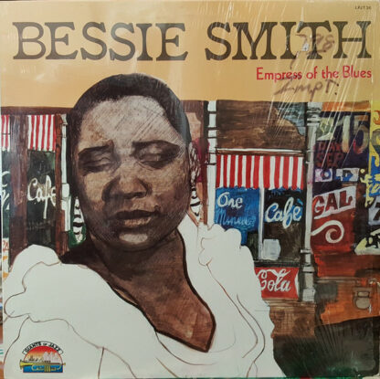 Bessie Smith - Empress Of The Blues (LP, Comp)