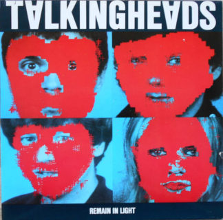 Talking Heads - Remain In Light (LP, Album, RE)