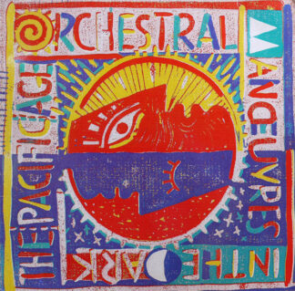 Orchestral Manoeuvres In The Dark - The Pacific Age (LP, Album)