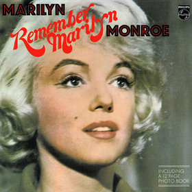 Marilyn Monroe - Remember Marilyn (LP, Comp)