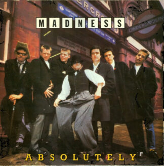 Madness - Absolutely (LP, Album, CBS)