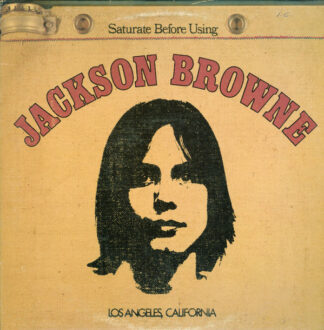 Jackson Browne - Jackson Browne (LP, Album, RE)