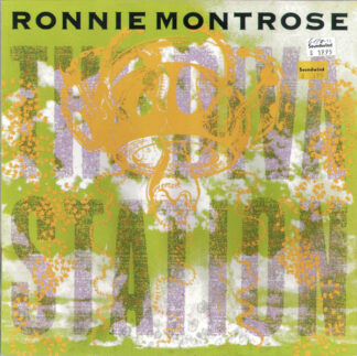 Ronnie Montrose - The Diva Station (LP, Album)