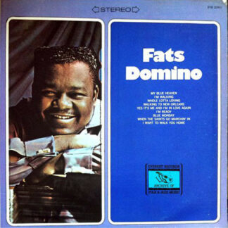 Fats Domino - Fats Domino (LP, Album, RE)
