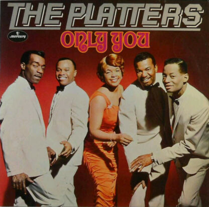 The Platters - Only You (2xLP, Comp, Gat)