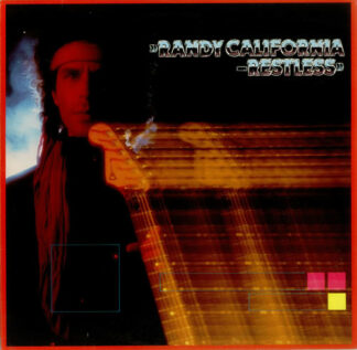 Randy California - Restless (LP, Album)