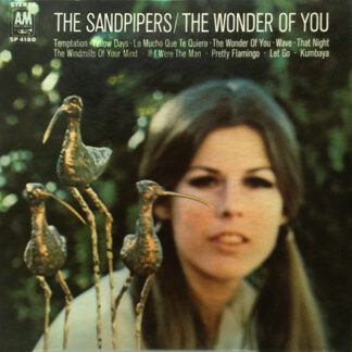 The Sandpipers - The Wonder Of You (LP, Album)