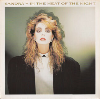 "Sandra - In The Heat Of The Night (12"", Single)"