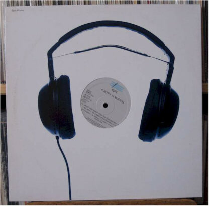 """Poetry 'N' Motion (2) - What You Want (12"""", Pro)"""
