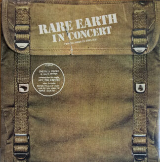 Rare Earth - Rare Earth In Concert (2xLP, Album)