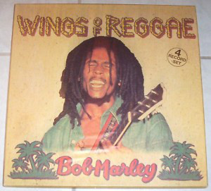 Bob Marley & The Wailers - Wings Of Reggae (4xLP, Comp)