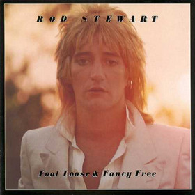 Rod Stewart - Foot Loose & Fancy Free (LP, Album)