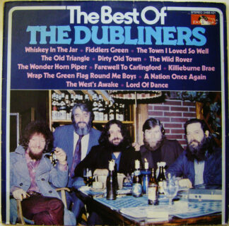 The Dubliners - The Best Of The Dubliners (LP, Comp)