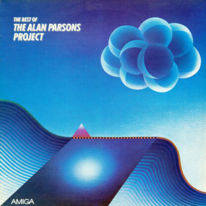 The Alan Parsons Project - The Best Of The Alan Parsons Project (LP, Comp)