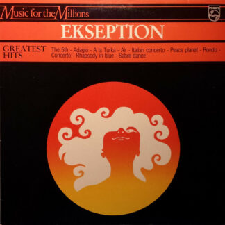 Ekseption - Greatest Hits (LP, Comp)