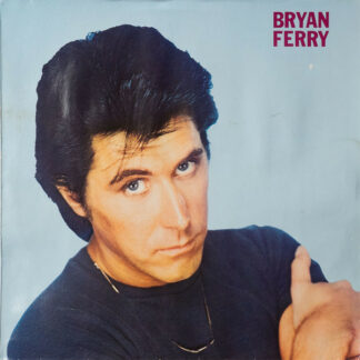 Bryan Ferry - These Foolish Things (LP, Album, RE)