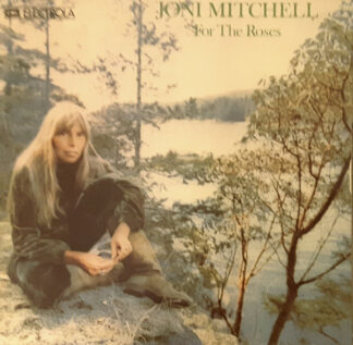 Joni Mitchell - For The Roses (LP, Album, Gat)
