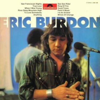 Eric Burdon - Eric Burdon (LP, Comp)