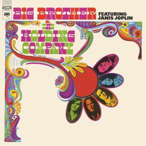 Big Brother & The Holding Company - Big Brother & The Holding Company Featuring Janis Joplin (LP, Album, RE, RM)