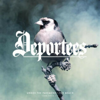 Deportees - Under The Pavement - The Beach (LP, Album, Ltd, Gat)