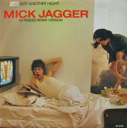 """Mick Jagger - Just Another Night (Extended Remix Version) (12"""")"""