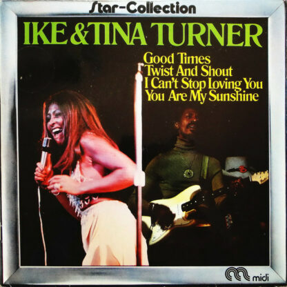 Ike & Tina Turner - Star-Collection (LP, Comp, RE)