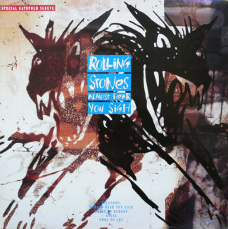 """Rolling Stones* - Almost Hear You Sigh (12"""", EP, Gat)"""