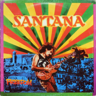 Santana - Freedom (LP, Album)