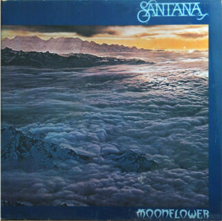 Santana - Moonflower (2xLP, Album, I P)