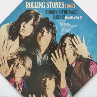 Rolling Stones* - Through The Past, Darkly (Big Hits Vol. 2) (LP, Comp, Oct)