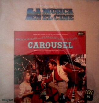 Rodgers & Hammerstein - Carousel (The Sound Track Of The Motion Picture) (LP, Album)