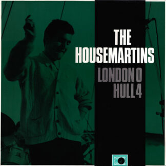 The Housemartins - London 0 Hull 4 (LP, Album)