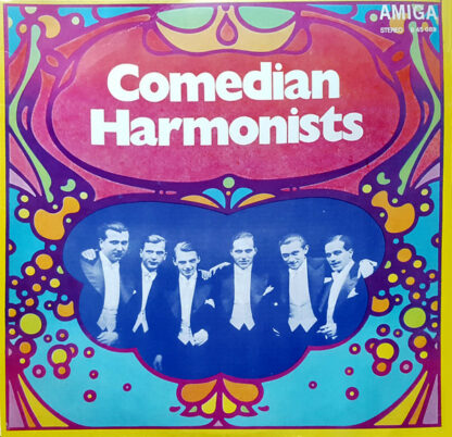Comedian Harmonists - Comedian Harmonists (LP, Comp, RE, RP)