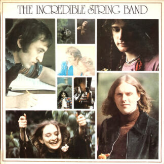 The Incredible String Band - Earthspan (LP, Album)