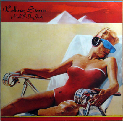 Rolling Stones* - Made In The Shade (LP, Comp)