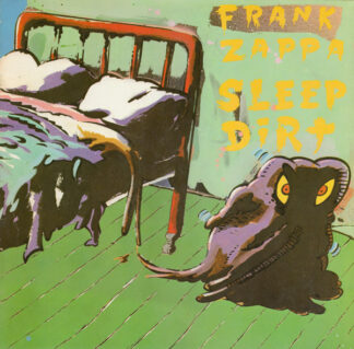 Frank Zappa - Sleep Dirt (LP, Album)