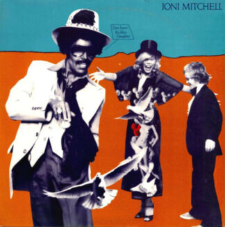 Joni Mitchell - Don Juan's Reckless Daughter (2xLP, Album, SP )