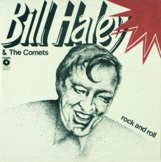 Bill Haley & The Comets* - Rock And Roll (LP, Album, RE)