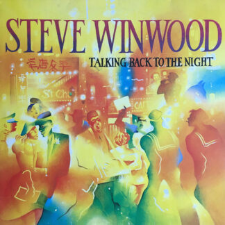 Steve Winwood - Talking Back To The Night (LP, Album)