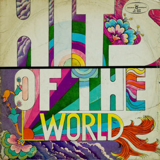 Orkiestra Jack'a White'a* - Hits Of The World (LP, Mono)