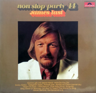 James Last - Non Stop Party 14 (LP, Club, Mixed)