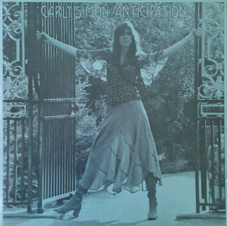 Carly Simon - Anticipation (LP, Album)