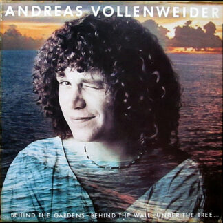 Andreas Vollenweider - ...Behind The Gardens - Behind The Wall - Under The Tree... (LP, Album)