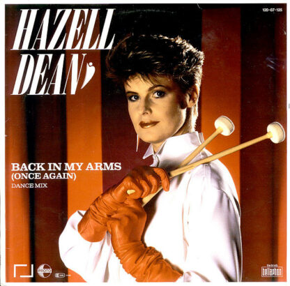 """Hazell Dean - Back In My Arms (Once Again) (12"""")"""