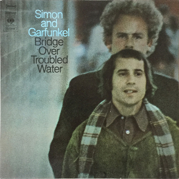 Simon And Garfunkel* - Bridge Over Troubled Water (LP, Album, RE)