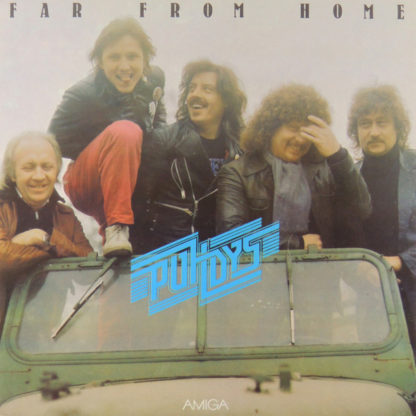 Puhdys - Far From Home (LP, Album)