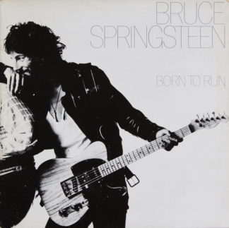 Bruce Springsteen - Born To Run (LP, Album, Gat)