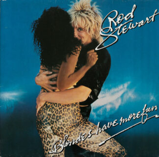 Rod Stewart - Blondes Have More Fun (LP, Album, Gat)